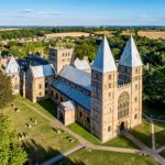 Southwell Mister and Romanesque Cathedral